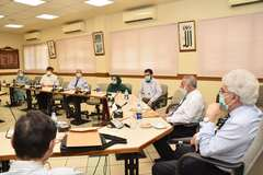 CPSP team visit Department of Dermatology and Paediatric Critical Care Unit