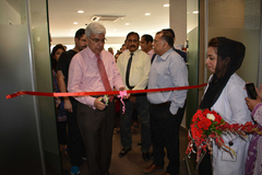 Inauguration ceremony of Dental OPD