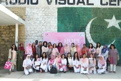 Breast Cancer Awareness Program at Dept of Psychology, UoK
