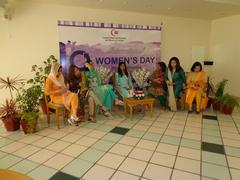 Int'l Women's Day- Fb live
