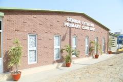 Inauguration of Senior Citizens Primary Care Unit