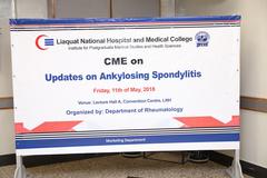 CME on Ankylosing Spondylitis