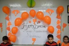 Celebrating  Spring Day Speech Therapy Unit