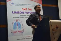 CME on Liaison Psychiatry