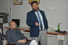 Lecture on Complications of Parkinson Disease
