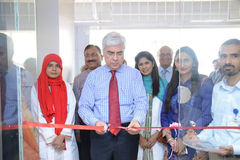 Inauguration Ceremony of LNH Service Centre -Gulshan-e-Iqbal 06 Apr 2016