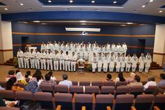 Nursing Oath taking ceremony