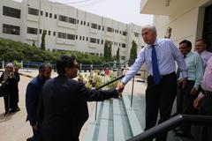 Visit of Foreign delegation of CPSP
