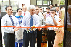Inauguration of Peads and Radiology Waiting Area 02 August 2016