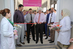 Inauguration of Cardiac Ward and CCU 13 Apr 2016