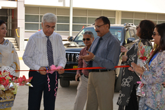 Inaugration Ceremony Of WASC Drop-Off Area