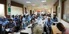CPR Awareness Activity at MAPAK Port Qasim