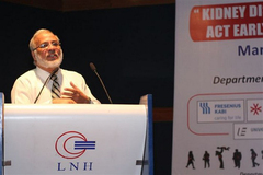 Health Awareness Program on World Kidney Day 10 Mar 2016