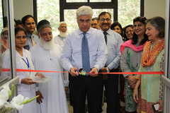 Inauguration Ceremony of Female Medical and Gynae Ward 12 Apr 2016