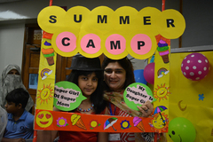 Summer camp- Occupational Therapy Unit