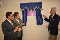 Inauguration of Administration Office and Corporate O.P. Billing Department