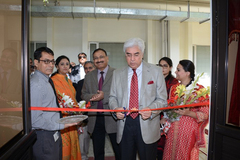 Inauguration of New Patient Waiting Area 13 Jan 2016