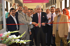 Inauguration of Renovated Neurosurgery, Eye, ENT and Dental & Maxillofacial Surgery Wards