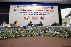 Seminar on Healthcare under Threat – Violence, Litigation, Errors and Other Challenges
