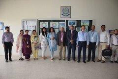 Awareness Session at Pakistan Security Prining Press Corporation on Corona Virus