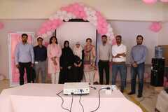 Breast Cancer Awareness Session by Dr. Naila Zahid at Gulahmed
