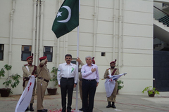 Pakistan Independence day celebration 14 August 2016