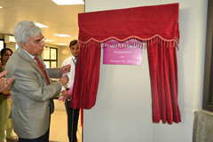 Inauguration of Pvt Wing And OT Waiting Area 2 Jan 2016