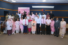 Breast Cancer Awareness Walk & Stage Play at LNH