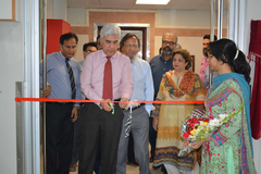 Inauguration ceremony of Surgical ICU-III