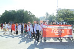 World Cancer Day - Awareness Walk and Public Awareness Program