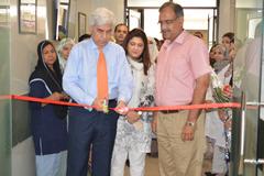 Inauguration of Radiology Mamography machine
