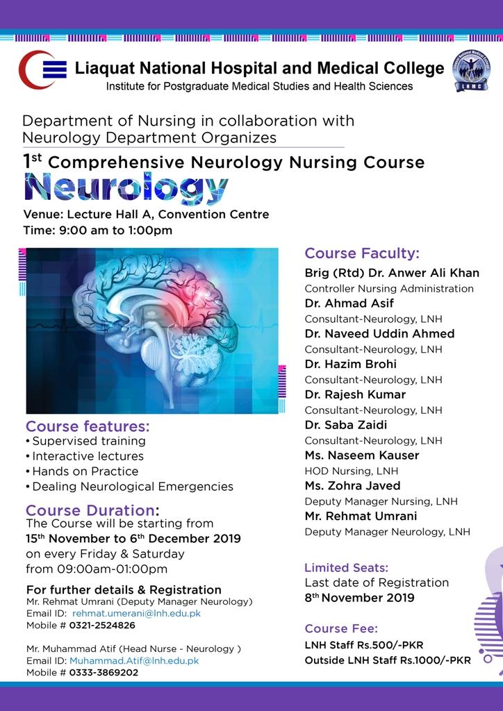 Nursing Training Course 2019