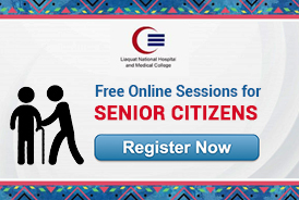 Free Online Sessions for Senior Citizens
