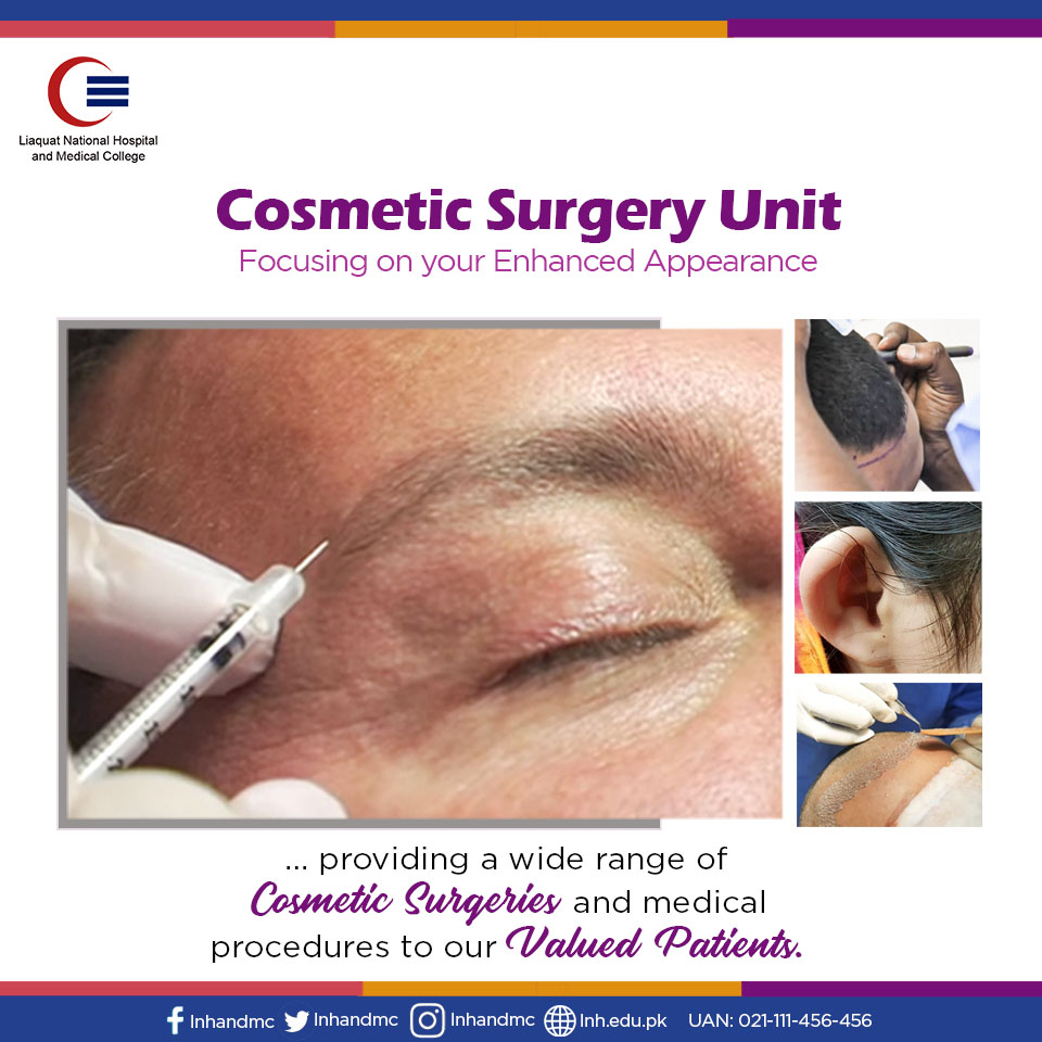 LNH announces the opening of state-of-the-art Cosmetic Surgery Unit
