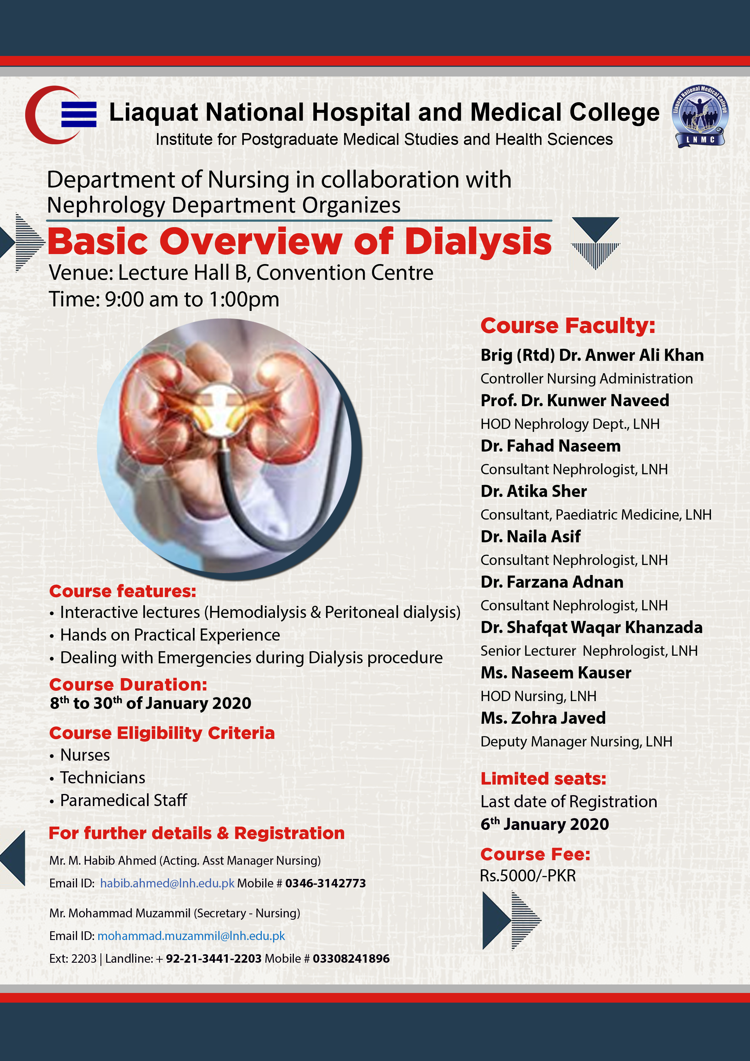 Basic Overview of Dialysis